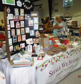 Craft Fair 2013 1